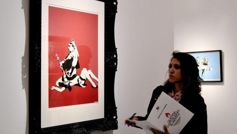 pinturas de banksy 7