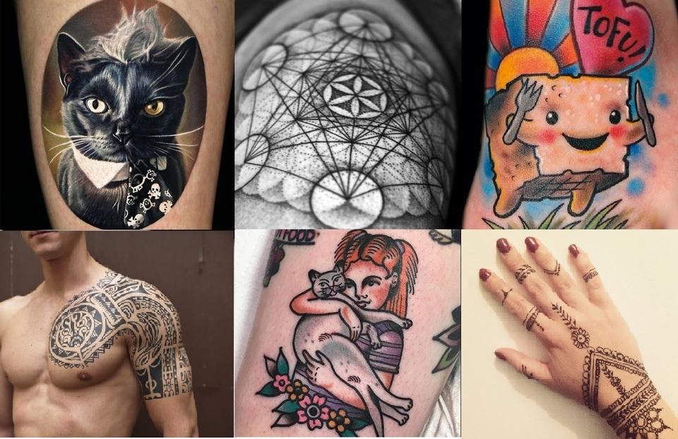 La Historia De Los Estilos De Tatuajes Más Conocidos Arte Feed
