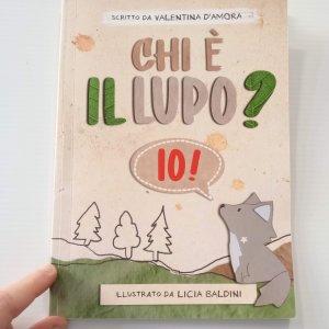 Chi è il lupo? Io! – libro di Arte Green
