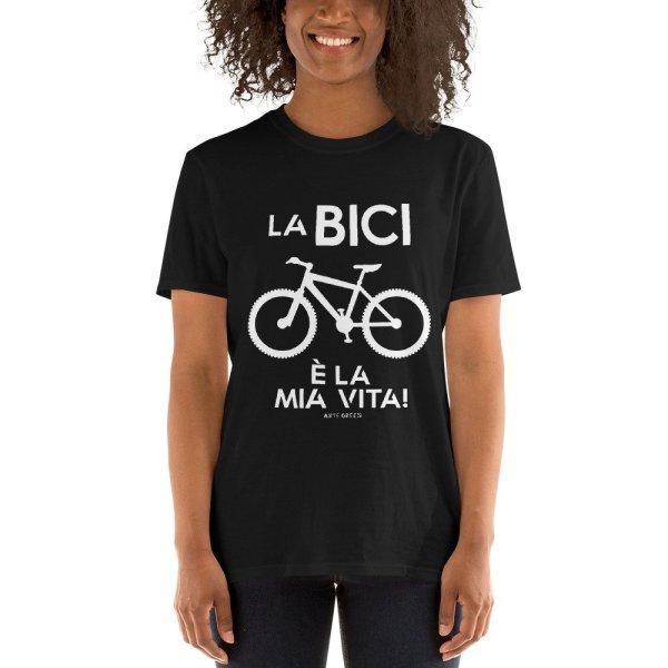 tshirt bicicletta