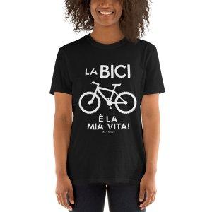 Tshirt bicicletta UNISEX