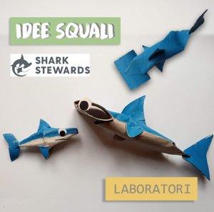 LAVORETTI squalo riciclo – Shark Stewards
