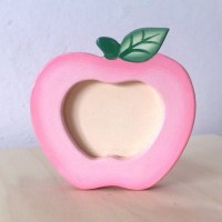 Apple shaped photo frame - Mela portafoto