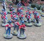 NZ War British