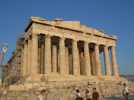 tempio-dorico-Partenone