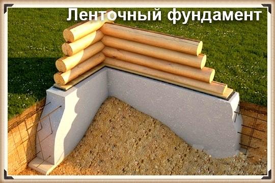 Фундамент-плита. Ленточный фундамент. Что выбрать для будущего дома или бани?