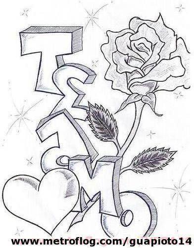 Dibujo Ro Imagenes Una Te Que Digan Mama Amo La Dibujo De De Con Para Amor Para Imprimir