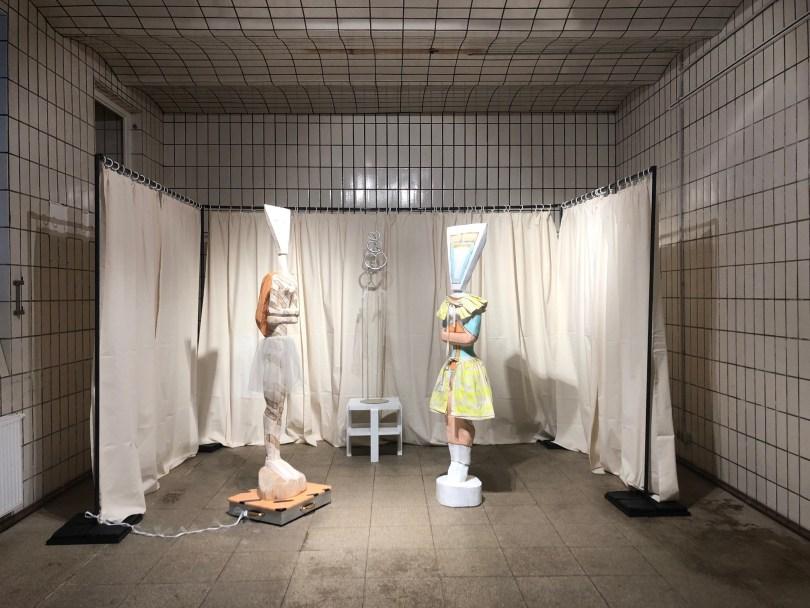 """Elisabeth von Samsonow. She's got it!"", Galerie Andrea Jünger (Foto: NiS)"