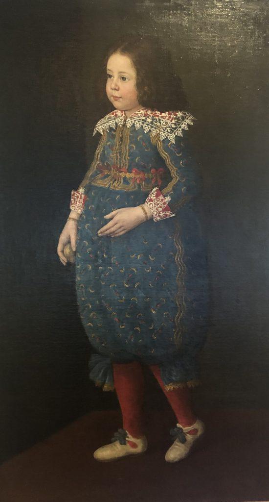 Chiara Varotari, Knabenporträt, Museo Civico, Padua (Foto: NiS)