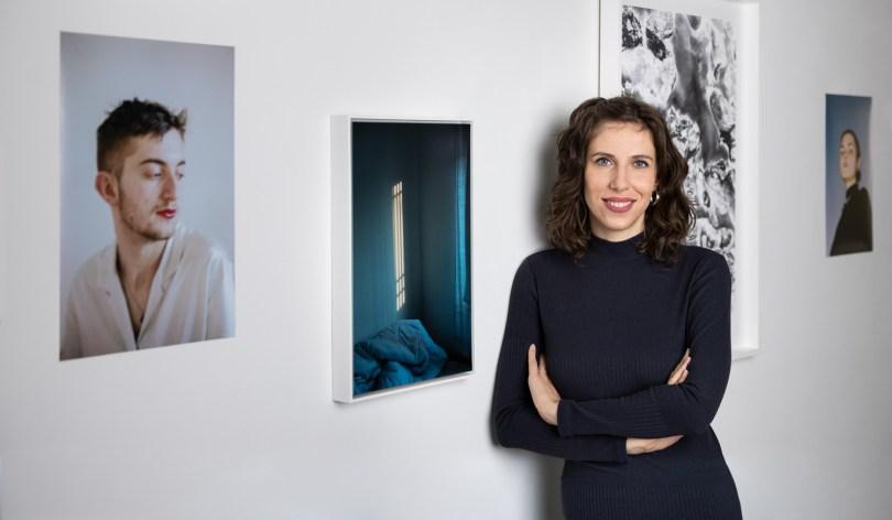Elodie Grethen, Ausstellung Bildraum 01, (c) Eva Kelety