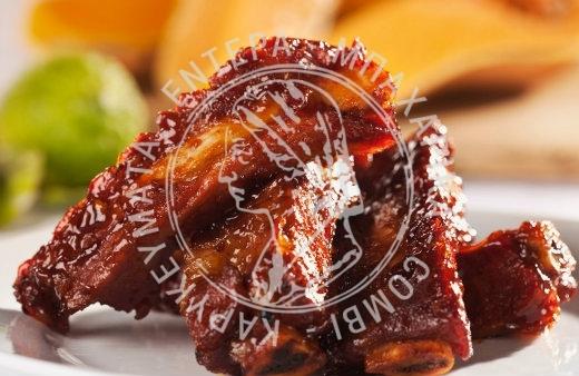 Σκωτσέζικα παϊδάκια με μέλι