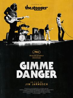 Gimme danger - affiche
