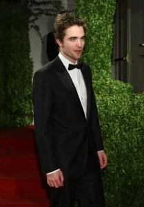 Robert Pattinson after Oscar 09