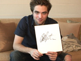 Robert Pattinson in Japan