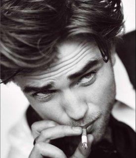 Robert Pattinson pour GQ