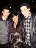 Rob et Tay-Tay à Vancouver- Mars 2009