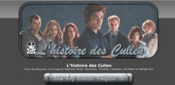 Le forum, L'histoire des Cullen