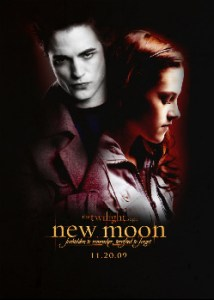 Affiche New Moon By Vargesz