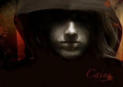 Caius by Shanaimal