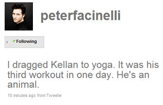 peter tweet