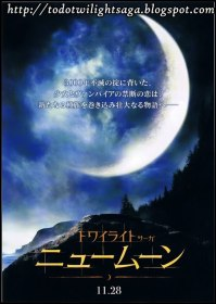 NEW MOON DANS LE MONDE !! JAPON POSTER 3