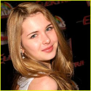 Kirsten Prout Eclipse Lucy