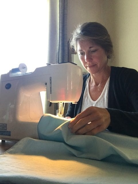 sewing tunic