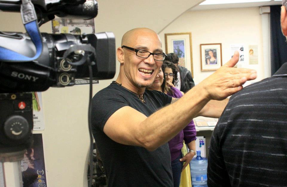 Escuela de Cine de Puerto Rico- Taller de dirección. Photo: Facebook