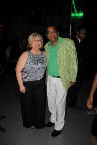 Con Lisette Montolio