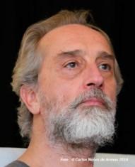 Gonzalo de Castro en Idiota con Elisabet Gelabert