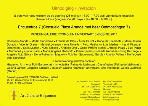 Encuentros 7 ROSMOLEN 2017