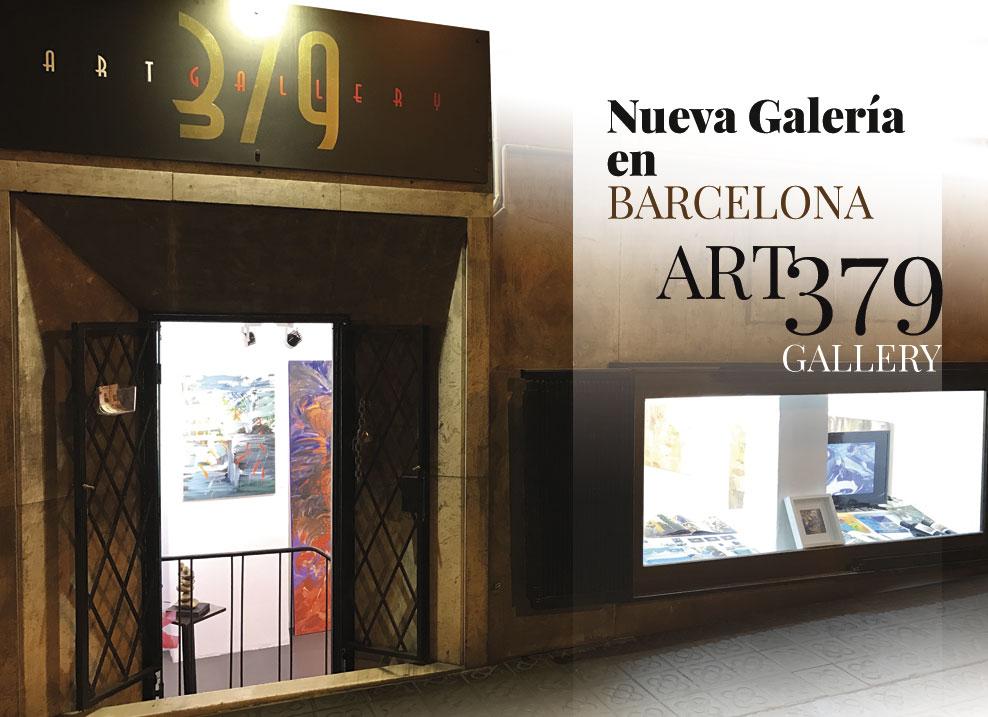 Nueva Galería en barcelona 379 Art Gallery