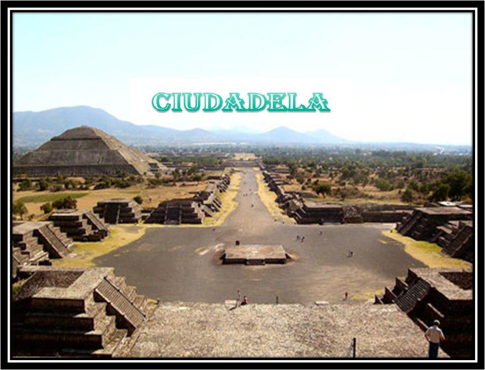 TEMA 02 Arquitectura Teotihuacana Historia Del Arte 2