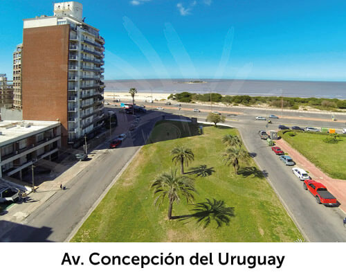 Avenida Concepción del Uruguay