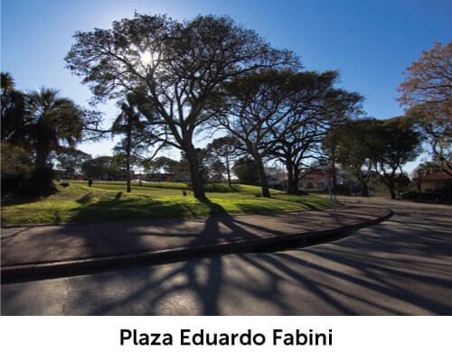 Plaza Eduardo Fabini