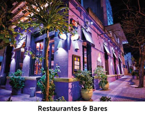 Restaurantes y Bares en Punta Carretas