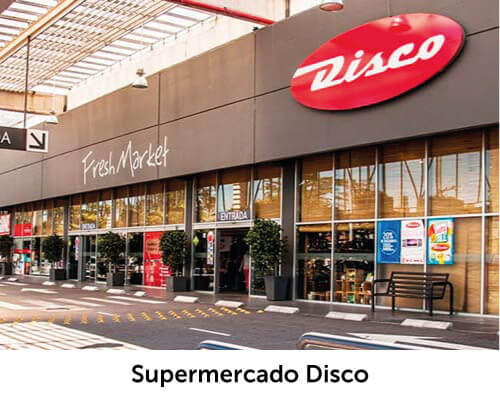 Supermercado Disco