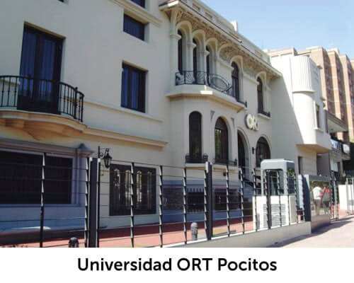 Universidad ORT Pocitos