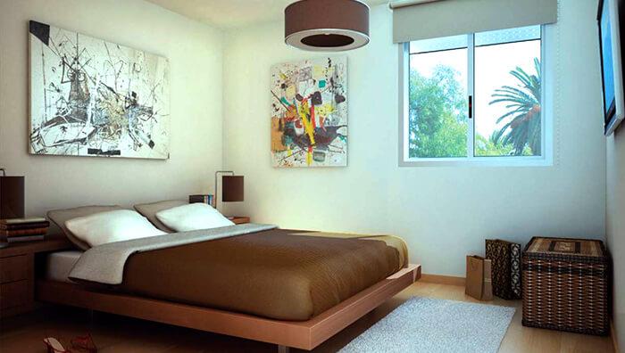 torre modelo dormitorio