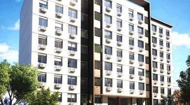 torre modelo fachada