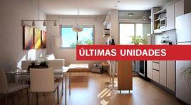 3 Dormitorios a Estrenar en La Blanqueada al precio más bajo
