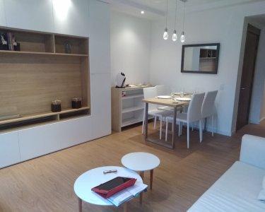 Citadino Rodó 1 dormitorio cordon sur living