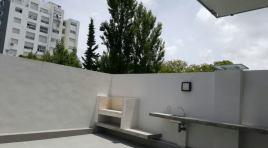 Última unidad a ESTRENAR en el edificio Agras con 123 m2, Patio, 2 Baños, Terraza, Box y Garaje