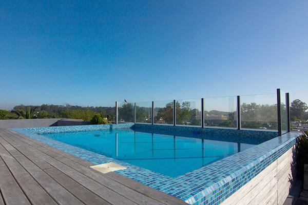 horizonte aire piscina