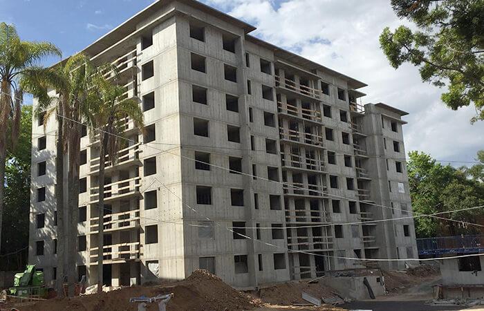 Edificio Town Park - Fachada
