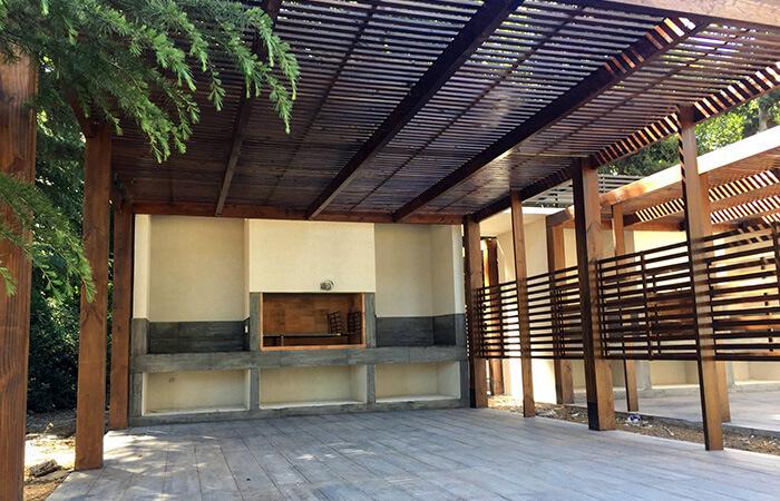 Edificio Town Park - Parrillero