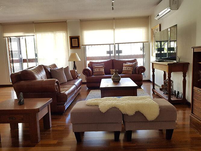4 dormitorios pocitos living