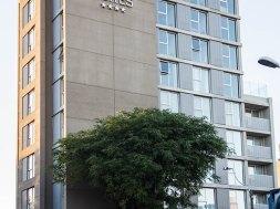 condo hotel fachada