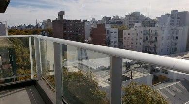 Be Palermo 2 dormitorios – balcón