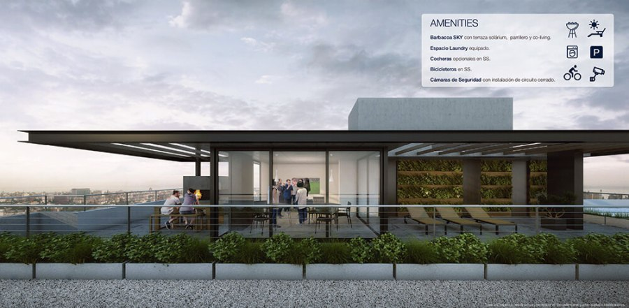 MASMIO Avenida amenities